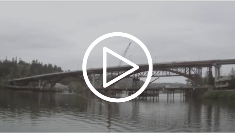 Bellwood Bridge - Multnomah, OR